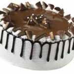 Caramel Drizzle Ice Cream Cake