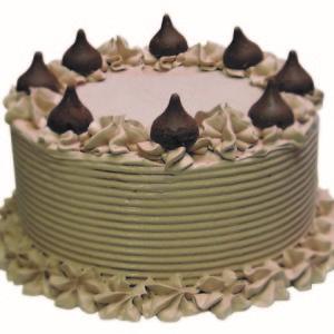Chocolate Heaven Ice Cream Cake