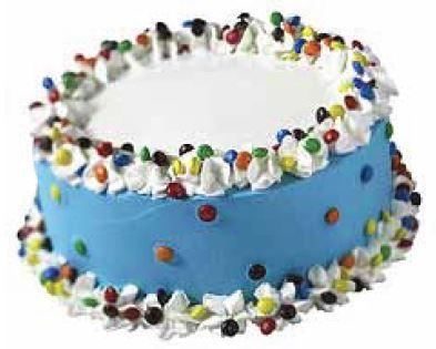 Marble Slab Candy Cake