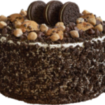 Cookie Jar Chaos Ice Cream Cake