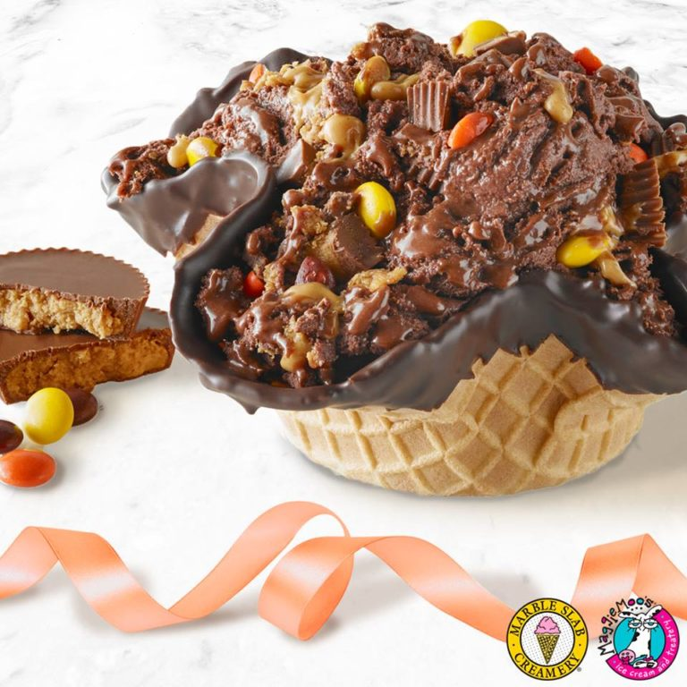 Finest Ice Cream Social Caterers In Houston Marble Slab Creamery
